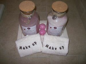 MAKE-UP Washcloths Set of 2