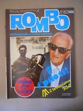 ROMBO n°5 1982 Enzo ferrari [G586B]