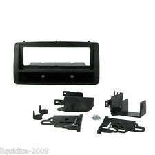 Ct24ty10 Toyota Corolla 2003 al 2006 nero fascia Facia Adapter Panel