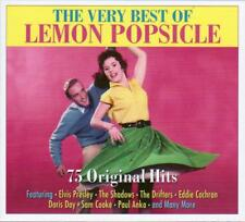 THE VERY BEST OF LEMON POPSICLE - 75 ORIGINAL HITS (NEW SEALED 3CD)