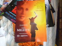 THE MIGHTY SHARON STONE 1 SHEET  MOVIE POSTER