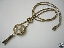 EUFA Taschenuhr Kettenuhr Uhr Handaufzug klare Steine 17 Rubis Antichock 24,6 g