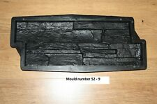 CONCRETE PAVING MOULD -  CHEAPEST ON EBAY Wall tile , cladding , 52-9