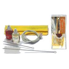 Kit Entretien pour Trompette : huile pour piston, brosse pour embouc Etc SCKTP