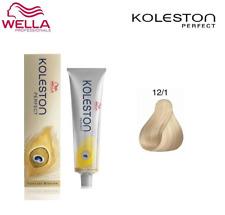 Wella Koleston Hair Colour 12/1 Special Ash Blonde 60ml