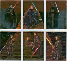 Star Wars Finest: Complete Embossed Set (6)