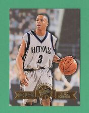 1996-97 Press Pass RC Allen Iverson Georgetown #1 (KCR)