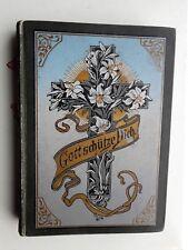 A. Heintzeler: Gott schütze Dich! Eine Mitgabe fürs Leben 1898