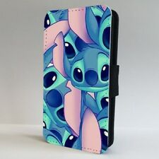 Lilo And Stitch Funny Face FLIP PHONE CASE COVER for IPHONE SAMSUNG