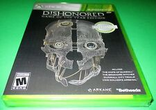 Dishonored Game of the Year Edition Platinum Hits Xbox 360  *New! Free Ship!