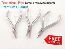 Dental Orthodontic Instruments Nance Loop Band Remover Reynolds Contouring Plier