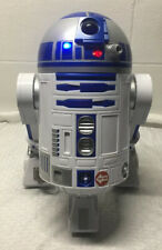 "Thinkway Toys Star Wars R2-D2 16"" Interactive Robotic Droid"