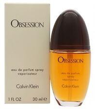 CALVIN KLEIN OBSESSION EAU DE PARFUM 30ML SPRAY - WOMEN'S FOR HER. NEW