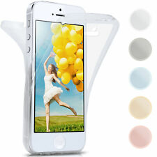Case For Apple IPHONE 5s/IPHONE 5 Silicone Cover 360 Degree Protection