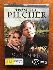 Rosamunde Pilcher: September DVD Region 4 New & Sealed