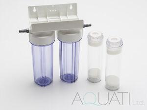 Fluidised Bed Filter For Aquarium Filtration Phosphate Reactor Carbon 2 Stage