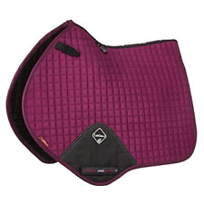 Le Mieux Pro Sport Suede Close Contact Square Large Plum 8835