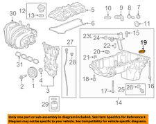 GM OEM Engine-Oil Pan Gasket 12647329