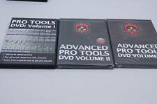 Pro Tools DVD Advanced Tutorials