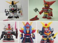 BANPRESTO BPZ Super Robot Wars SD Figure Collection | Vari