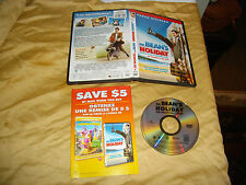 Mr. Bean's Holiday (DVD, 2007, Widescreen) canadian