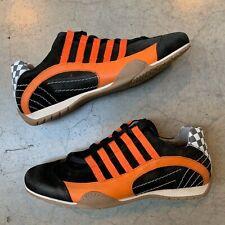 GRANDPRIX ORIGINALS Racing Sneaker black-orange reg. Vk-Preis 179,- Euro