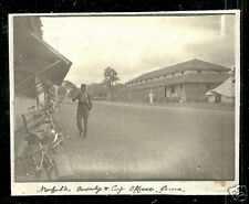 Poona Pune photo Norfolk Adderly & Coy Office India ca 1910