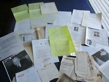 New Listing1970-90's (50+) Martin Baker Aircraft Mfg,England,Us Documents,letters,photo lot