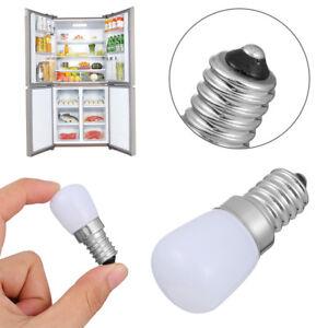 E14 1.5W Cool/Warm White LED Light Lamp Bulb for Cooker Hood Chimney Fridge Home
