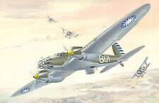Roden 1/72 Heinkel HE 111A Chinese Air Force Bomber Model Kit # 21