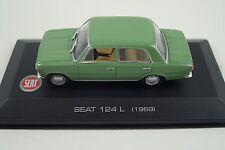 Modellauto 1:43 Seat Collection Seat 124 L 1969