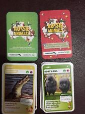 Woolworths Aussie Animal Cards Australia's Amazing Wildlife And Baby Wildlife