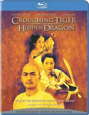 Crouching Tiger, Hidden Dragon Blu-ray + Dvd