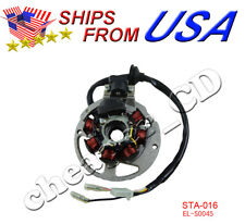 Stator Polaris ATV SCRAMBLER 50 2001-2003 Magneto Generator NEW M IS18
