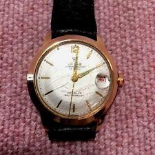 Onsa Wristwatch Super Automatic 30 jewel (rubis) 10 Mikon Gold Plated, ca1960's