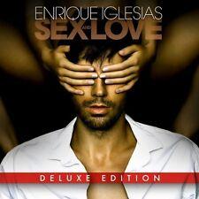 Enrique Iglesias - Sex & Love: Deluxe Edition [New CD] UK - Import