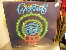 Turned On Christmas Harry Hadaway vinyl LP 1982 RCA Victor Records EX