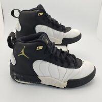 Nike Air Jordan Jumpman Pro BP 909419 032 Kids Shoes Black Basketball Sz 12C