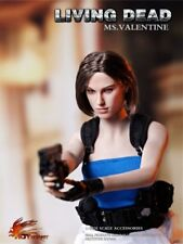 DIY 1/6 Scale Hot Heart FD005a Jill Ms.Valentine Action Figure Full Set Toy