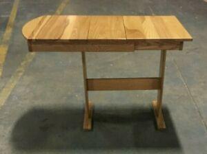"RV Hide 2 Leaf Dinette Table Hardwood Stained Sydney Maple 26"" x 56"""