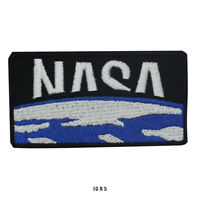 NASA Earth Space Patch Embroidered Patch Iron on Sew On Badge For Clothes