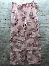 Cherokee Women's Small Sleepwear Pants NEW!!