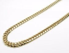 10K Gold Miami Cuban Chain 24 Inches 7.5MM 32.9 Grams