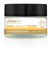 Abeeco of NZ Bee Venom Balm 30gm for Muscle and Joint Support