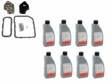 8-Liters Transmission Fluid & Filter Kit For BMW E36 318 323 325 328 Z3 NEW
