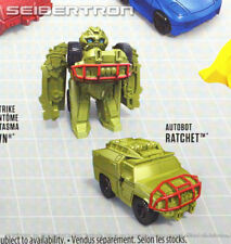 Series 3 RATCHET Transformers Tiny Turbo Changers Movie Edition 2018 New Hummer