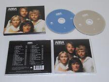 ABBA/THE DEFINITIVE COLLECTION(POLAR 549 974-2) 2XCD ALBUM