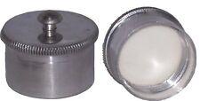 Tappo borraccia M31 tedesca, WW2 German aluminium canteen lid M31