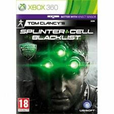 TOM CLANCY'S SPLINTER CELL BLACKLIST UPPER ECHELON Edition Xbox 360 XBOX360 UK