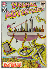 STRANGE ADVENTURES #134 6.5 OFF-WHITE TO WHITE PAGES SILVER AGE